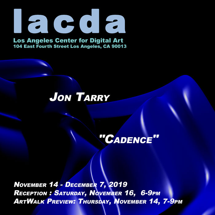 Los Angeles Institute Of Contemporary Art Journal